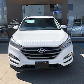 Hyundai Tucson GLS Premium usado (2018) color Blanco precio $320,000