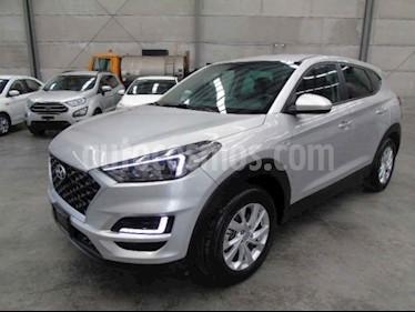 Hyundai Tucson 5p GLS L4/2.0 Aut usado (2019) color Plata precio $158,000