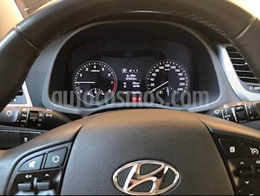 Hyundai Tucson Limited usado (2017) color Gris precio $275,000