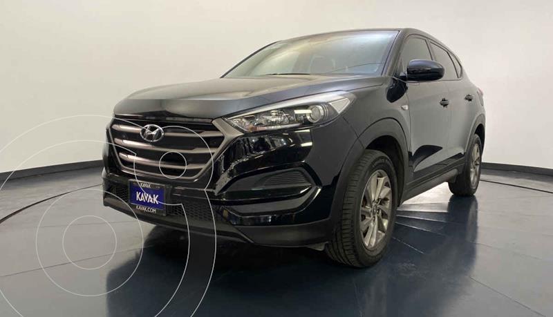 Hyundai Tucson GLS usado (2016) color Negro precio $279,999