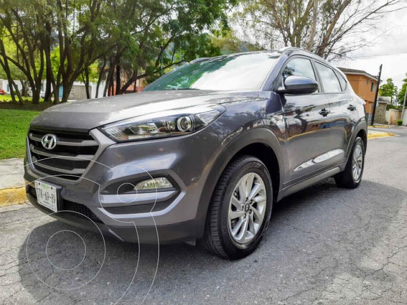 Hyundai Tucson GLS Premium usado (2016) color Gris precio $255,000