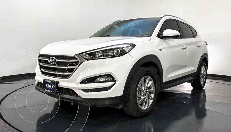 Hyundai Tucson GLS usado (2018) color Blanco precio $292,999