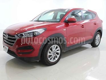 Hyundai Tucson GLS usado (2018) color Rojo precio $285,000