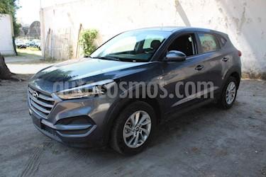 Hyundai Tucson 5p GLS L4/2.0 Aut usado (2018) color Gris precio $279,000