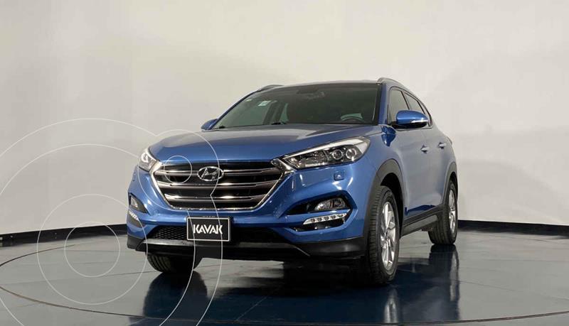 Foto Hyundai Tucson Limited usado (2017) color Azul precio $350,999