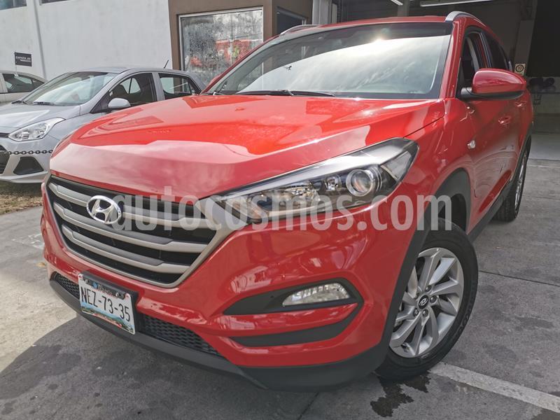 Foto Hyundai Tucson GLS Premium usado (2018) color Rojo precio $300,000
