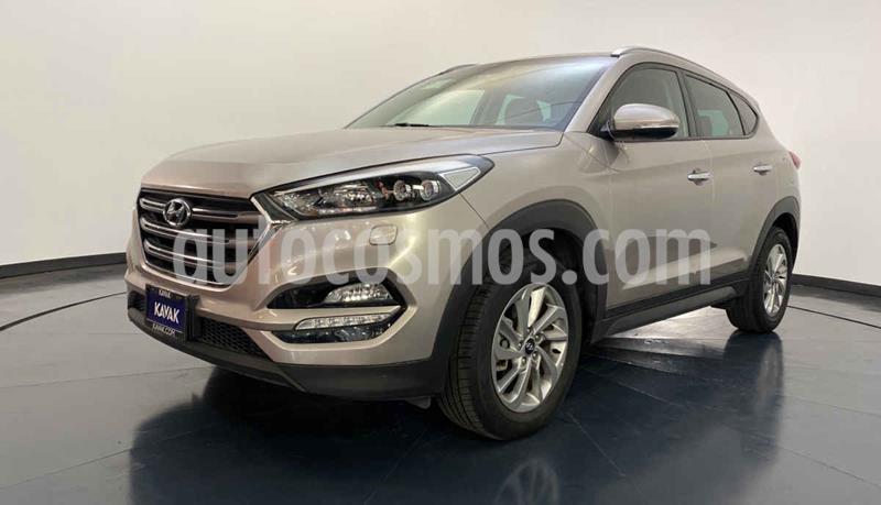 Hyundai Tucson GLS usado (2018) color Gris precio $324,999