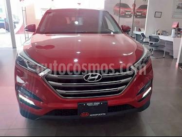Hyundai Tucson 5p Limited L4/2.0 Aut usado (2018) color Vino Tinto precio $339,000
