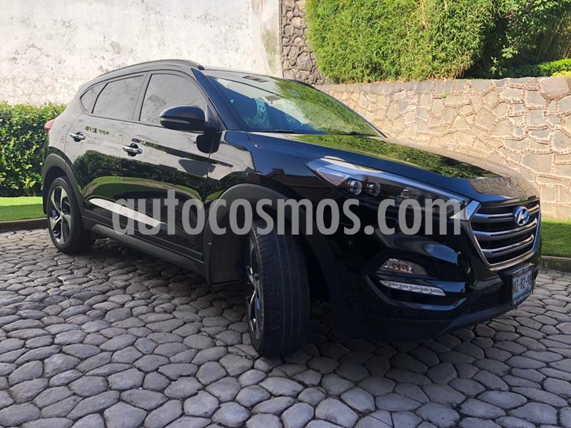 Hyundai Tucson Limited Tech usado (2017) color Negro precio $299,000