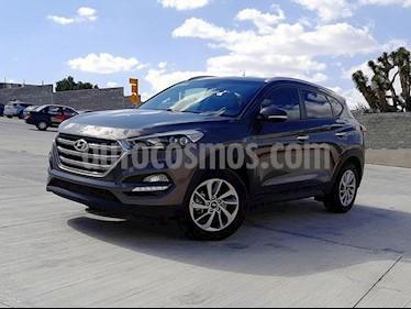 Hyundai Tucson Limited usado (2017) color Tabaco precio $330,000