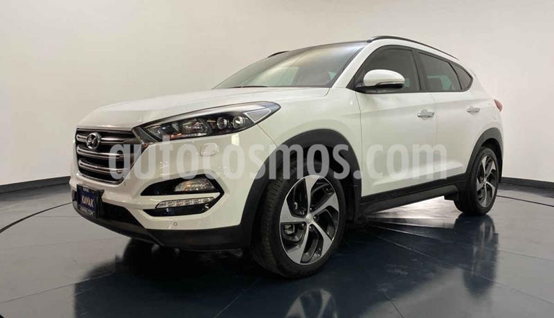 Hyundai Tucson Limited Tech usado (2017) color Blanco precio $347,999