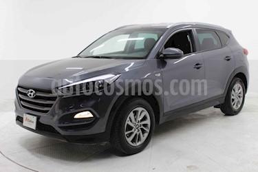 Hyundai Tucson GLS Premium usado (2017) color Gris precio $294,000