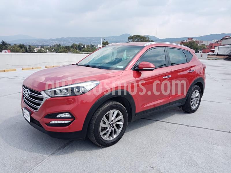 Hyundai Tucson Limited usado (2017) color Rojo precio $285,000