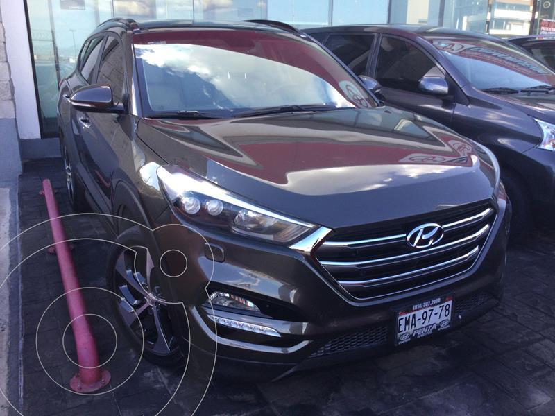 Foto Hyundai Tucson Limited Tech usado (2016) color Gris precio $328,000