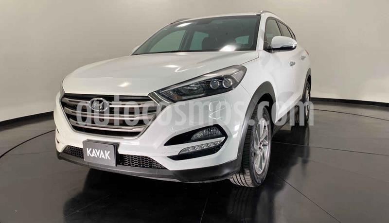 Hyundai Tucson Limited usado (2017) color Blanco precio $324,999