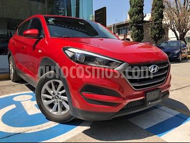 Hyundai Tucson GLS usado (2017) color Rojo precio $230,000