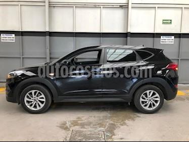 Hyundai Tucson 5P GLS L4/2.0 AUT usado (2016) color Negro precio $260,000
