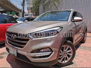 Hyundai Tucson Limited usado (2017) color Arena precio $285,000