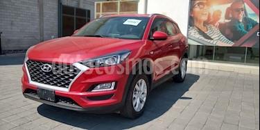 Hyundai Tucson GLS Premium usado (2019) color Rojo precio $360,000