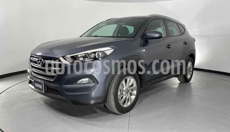 Hyundai Tucson GLS usado (2018) color Gris precio $292,999