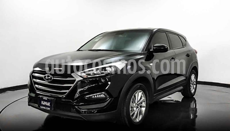 Hyundai Tucson GLS usado (2017) color Negro precio $279,999