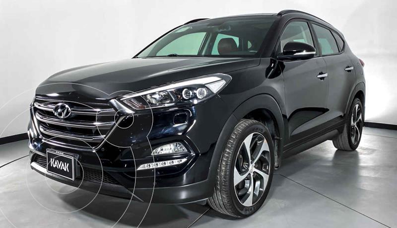 Hyundai Tucson GLS usado (2018) color Negro precio $329,999