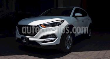 Hyundai Tucson 5P LIMITED TA A/AC. AUT. PIEL F. LED RA-17 usado (2018) precio $338,000