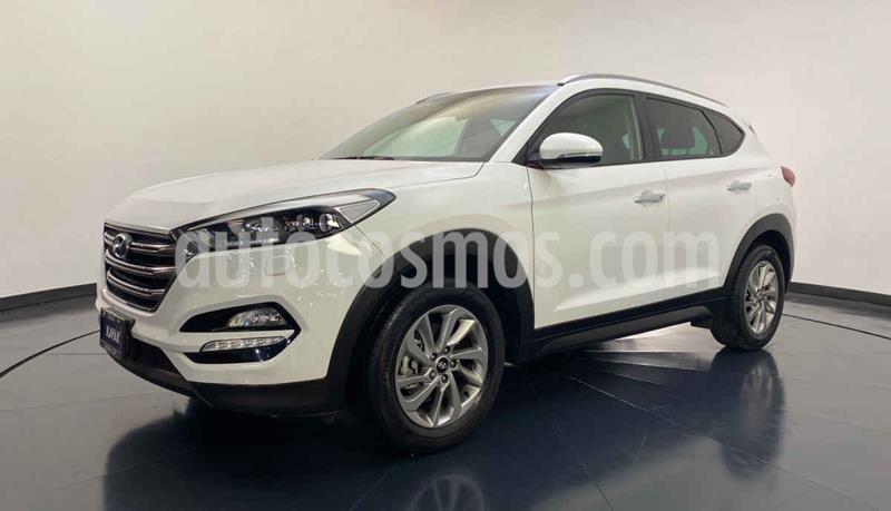 Hyundai Tucson GLS usado (2018) color Blanco precio $324,999