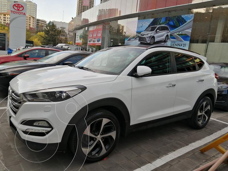Foto Hyundai Tucson Limited Tech usado (2017) color Blanco precio $315,000