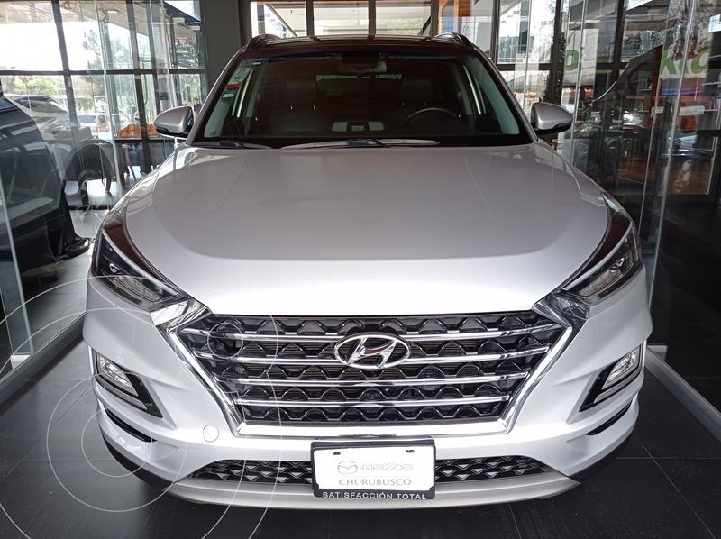 Hyundai Tucson Limited Tech usado (2019) color Blanco precio $385,000