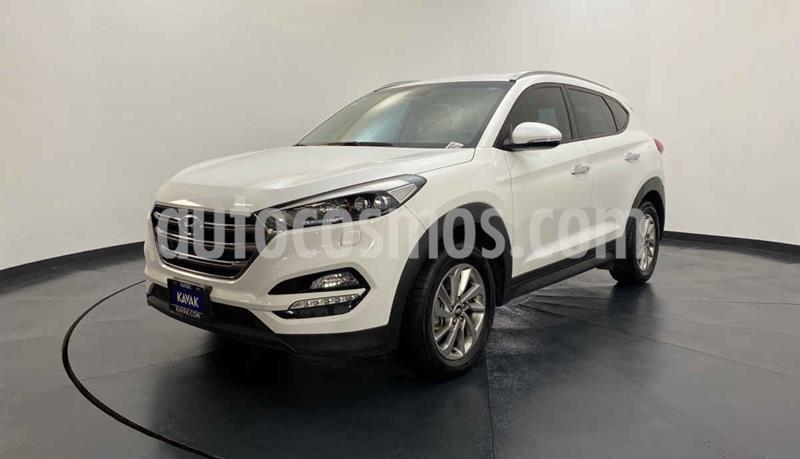 Hyundai Tucson Limited usado (2017) color Blanco precio $322,999