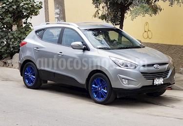 Hyundai Tucson 2.0L GL 4x2 usado (2015) color Plata precio $14,900