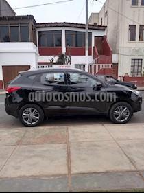 Hyundai Tucson 2.0L Full  usado (2015) color Negro precio u$s15,500