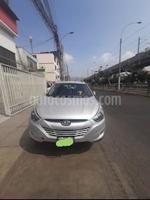 Hyundai Tucson 2.0L GL 4x2 usado (2014) color Plata precio u$s13,500