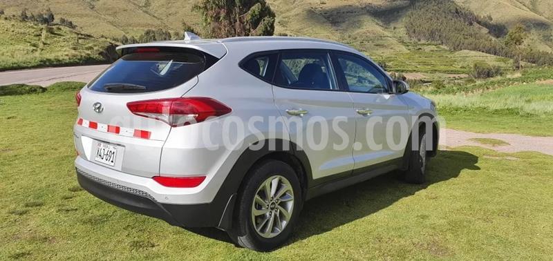 Hyundai Tucson GL 4x2 Sport usado (2018) color Plata precio u$s7,233