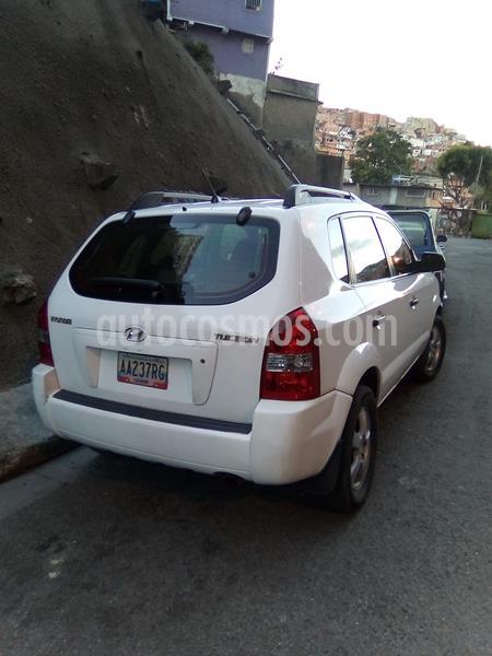 Hyundai Tucson Full Equipo usado (2008) color Blanco precio BoF6.000