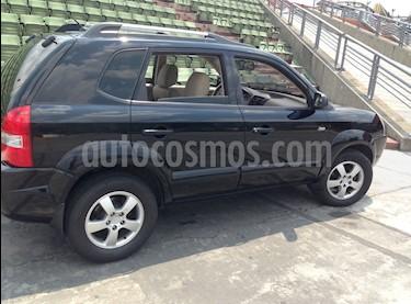 Hyundai Tucson Full Equipo usado (2007) color Negro precio u$s5.600