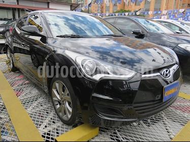 Foto venta Carro usado Hyundai Veloster 1.6 Aut (2017) color Negro precio $48.900.000