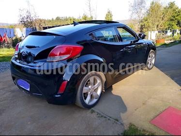 Foto venta Auto usado Hyundai Veloster 1.6 GSL Full  (2012) color Negro precio $6.400.000