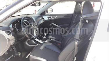 Hyundai Veloster 1.6 GSL Full  usado (2014) color Blanco precio $7.900.000