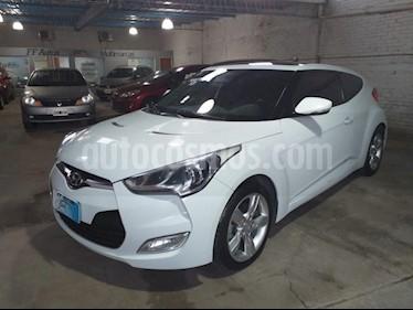 Foto Hyundai Veloster 1.6L GLS Aut usado (2013) color Blanco precio $739.000