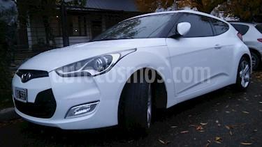Foto venta Auto usado Hyundai Veloster 1.6L GLS Aut (2014) color Blanco precio $550.000
