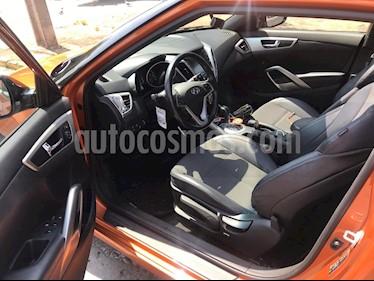 Foto venta Auto usado Hyundai Veloster 1.6L GLS Full Aut (2016) color Naranja precio $8.700.000