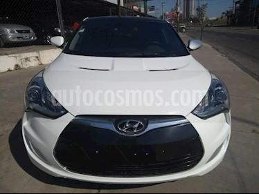 Foto venta Auto usado Hyundai Veloster 1.6L GLS (2013) color Blanco precio $670.000