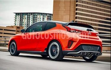 Foto venta Auto usado Hyundai Veloster 1.6T Sport (2019) color Naranja precio $1.400.900