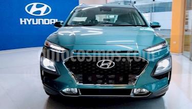 Foto Hyundai Veloster 1.6T Sport usado (2019) color Azul Celeste