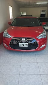 Foto venta Auto usado Hyundai Veloster 1.6T Ultimate Aut (2014) color Rojo Flama precio $610.000