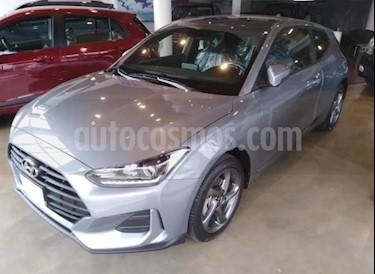 Foto venta Auto usado Hyundai Veloster 2.0 Tech Aut (2019) color Gris precio $1.400.900