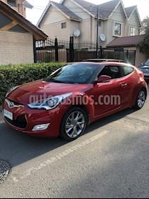 Hyundai Veloster GLS 1.6 Full  usado (2018) color Rojo precio $9.500.000
