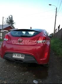 Foto Hyundai Veloster GLS 1.6  usado (2013) color Rojo precio $6.500.000